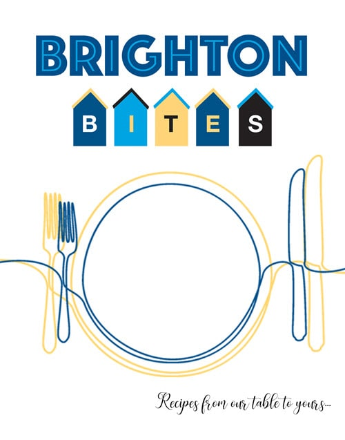 Cover of Brighton Bites for Green Olive Press