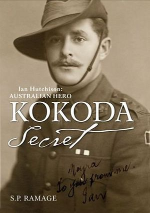 Cover of Kokoda Secret by Susan Ramage for Green Olive Press