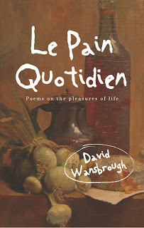 Cover of Le Pain Quotidien by David Wansbrough for Green Olive Press