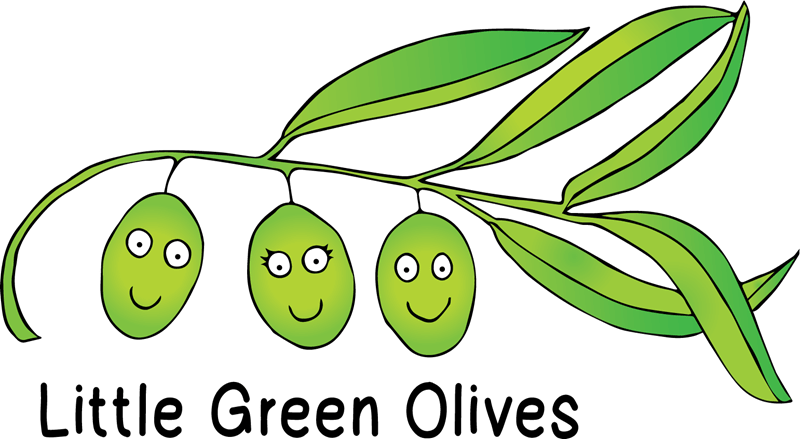 Little Green Olives by Green Olive Press